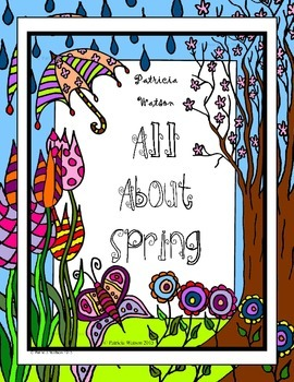 All About Spring Worksheets