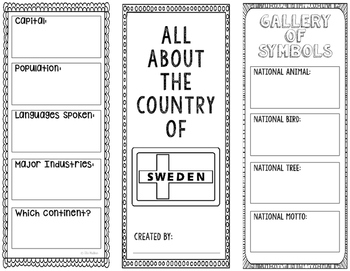Sweden - Research Project - Interactive Notebook - Governm
