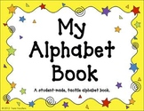 All About The Alphabet: Student-Made Tactile Alphabet Book
