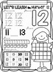 All About The Number Twelve ~ No Prep Math Printables for