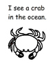 All About The Ocean (Autism, Speech) Printable Book