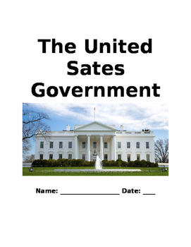 All-About The United States National Government