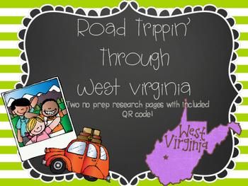 Road Trippin Through West Virginia