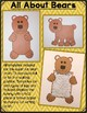 All About Woodland Animals-CRAFTS (templates for 11 woodla