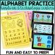 All About the ABCs Interactive Printables {Alphabet Bundle}