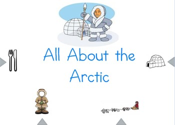 All About the Arctic Interactive Mimio