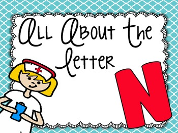 All About the Letter Nn