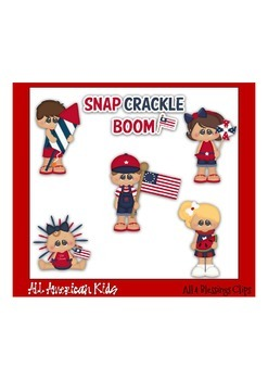 All American Kids Clip Art CLIPArt Cu Ok ~ Independence Da