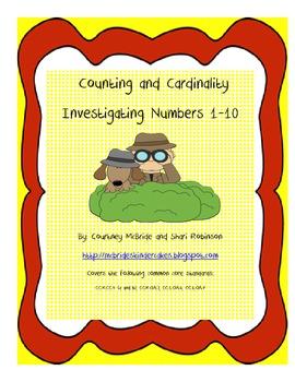 Investigating Numbers 1-10