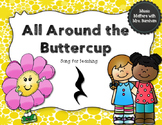 All Around the Buttercup (song for teaching Quarter Rest)