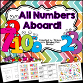 All Numbers Aboard! 3rd Grade Place Value, Comparing & Ord