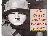All Quiet on the Western Front Close Reading Guide