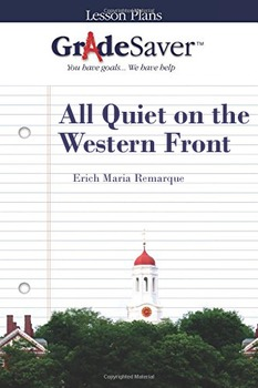 All Quiet on the Western Front Lesson Plan