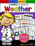All Sorts of Science: Weather