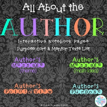 All Things Author!