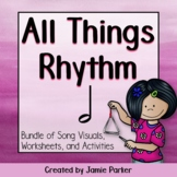 Half Note Bundle: All Things Rhythm (Bundle of Songs and R