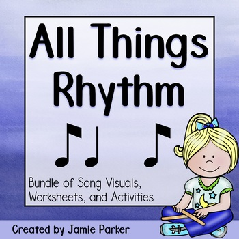 Rhythm Bundle: All Things Syncopation (Collection of Songs