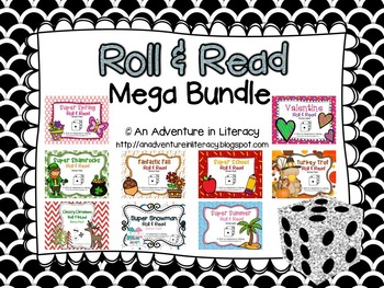 All Year Roll & Read Mega Bundle