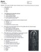 Macbeth (with Common Core) Tests, Questions, Vocabulary, E