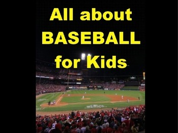 All about Baseball Powerpoint