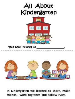 All about Kindergarten Book