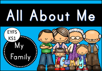 All about Me - My Family (Emergent Readers and Writers - E