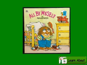 All by Myself Powerpoint Vocab