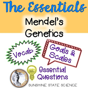 Biology Essential Resources Bulletin Board:Mendelian Genetics