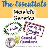 All-in-One Bulletin Board: Mendelian Genetics