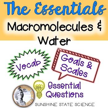 Biology Essential Resources Bulletin Board: Biochemistry