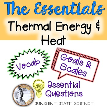 All-in-One Bulletin Board: Physical Science - Thermal Ener