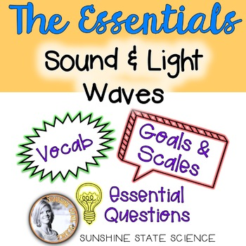 Physical Science Essential Resources Bulletin Board: Waves
