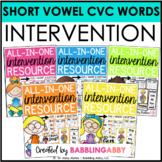 First Grade RTI Intervention