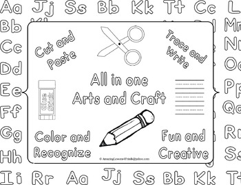 All in one Arts and Crafts