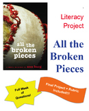 All the Broken Pieces Book Study, Literary Analysis