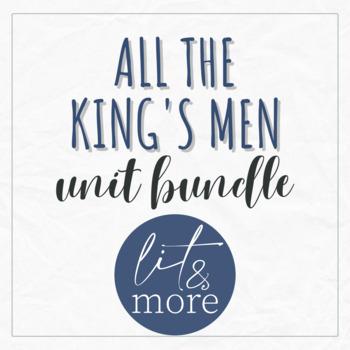 All the King's Men AP Lit Unit