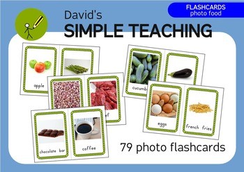 All you can eat - Food PHOTO Flashcards with free preview