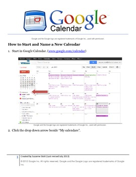 All you need to know about Google Calendars!
