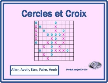 Aller Avoir Être Faire Venir French verbs Mega Connect 4 game