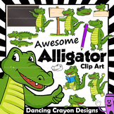 Alligator Clipart ( Crocodile )