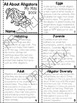 Alligator Life Cycle NO PREP Worksheet and Mini - Book