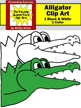 alligator math clip art tpt sellers