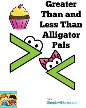 Alligator Math Pals