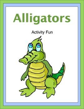 Alligators Activity Fun