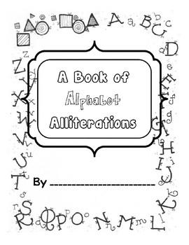 Alliteration Class Book