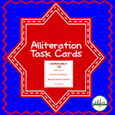 Alliteration Task Cards
