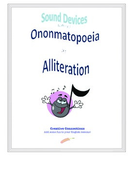 Alliteration and Onomatopoeia in Poetry:  Full Fathom Five