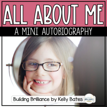 All About Me Book-A Mini Autobiography