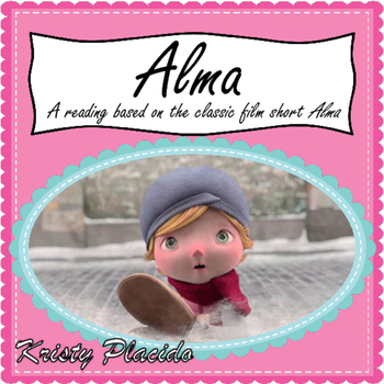 Alma - reading based on the short film