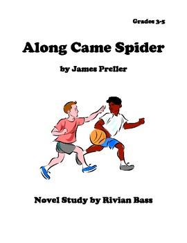 Along Came Spider novel study